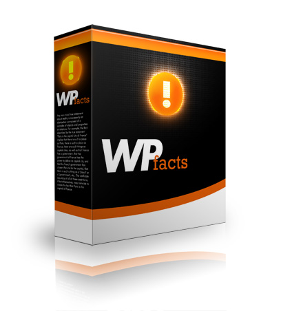 WP Facts Plugin