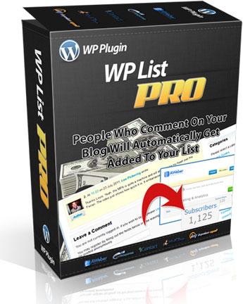 WP List Pro Plugin