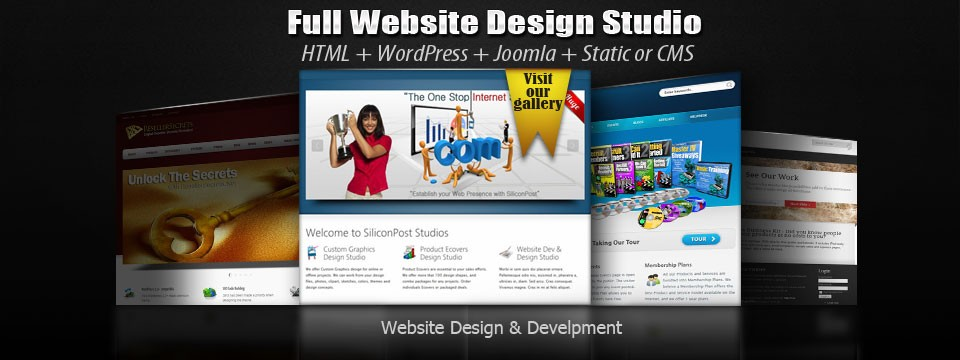 Full Website Design